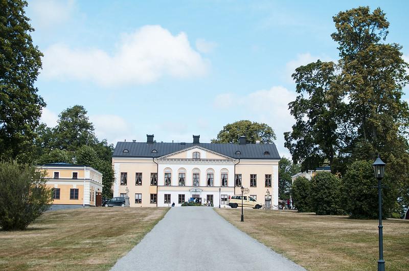 Taxinge slott och Mariefred