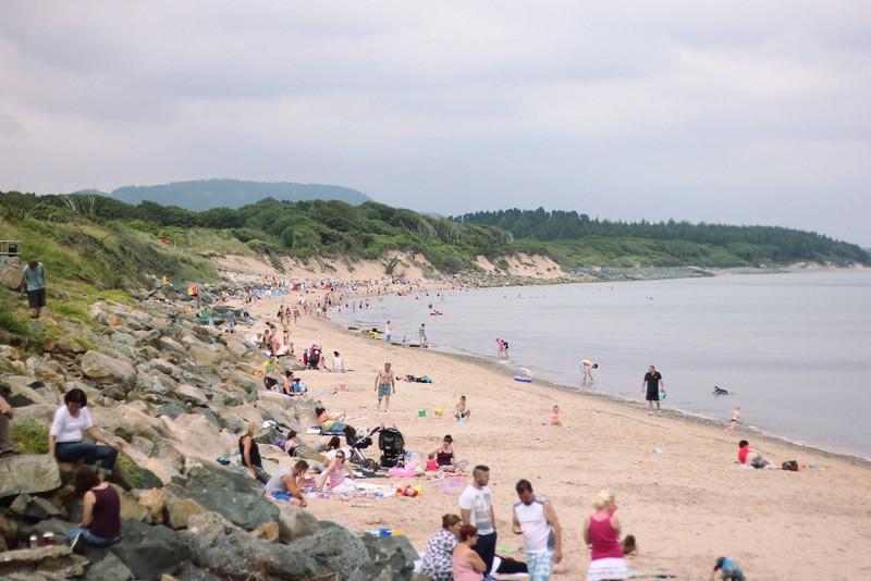 courtown beach
