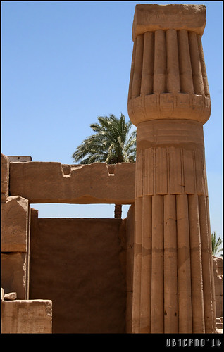 Thutmose III Court