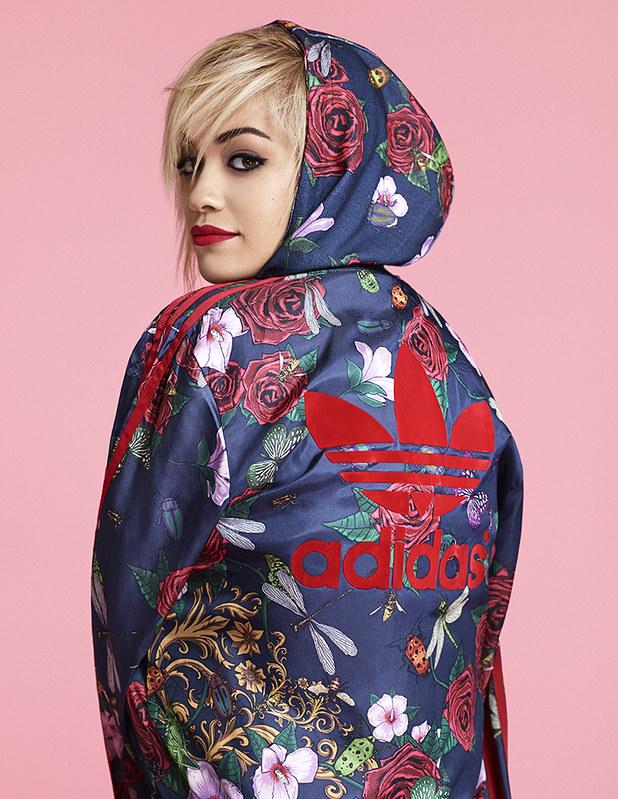 Rita Ora x Adidas Originals
