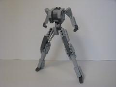 Prototype Mech Frame Thingy