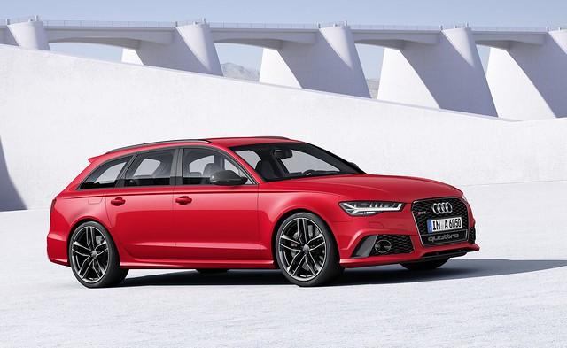 Audi RS6 quattro 2014