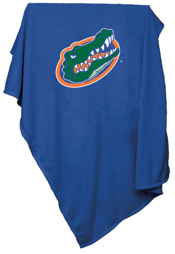 FLORIDA GATORS NCAA Sweatshirt Blanket