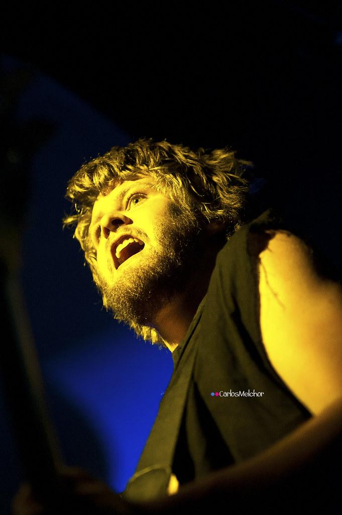 """Galería de fotos del concierto de """"The Vintage Caravan"""" en la sala Boite, Madrid, el 1/9/2014.  Mira la reseña del concierto aquí, <a href=""""http://wp.me/p2Ifpt-I5"""" rel=""""nofollow"""">wp.me/p2Ifpt-I5</a>"""