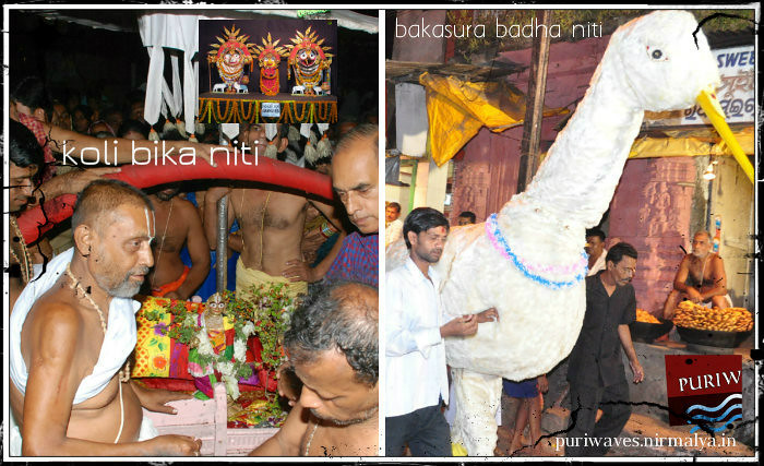 Niti Krushna Lila After Janamastami – Shree Jagananth Temple Puri rituals