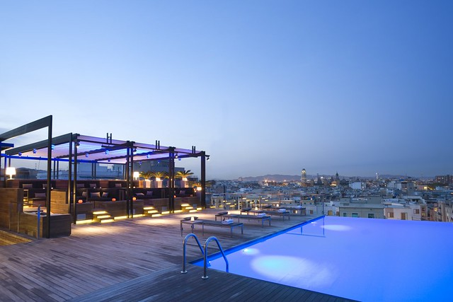 1. SKYBAR GRAND HOTEL CENTRAL