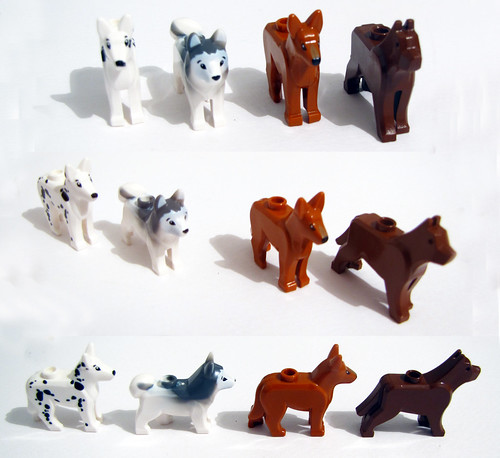 What's your favourite LEGO dog breed? | It won't be long