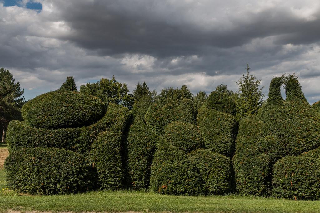 Elevation of givraines france maplogs for Le jardin de la france