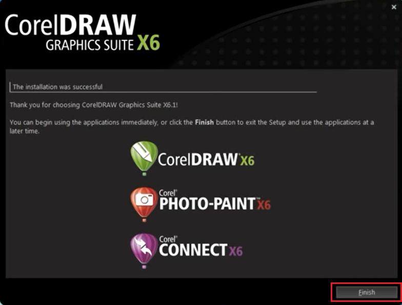 HƯỚNG DẪN TẢI VÀ CÀI ĐẶT CORELDRAW X6 FULL