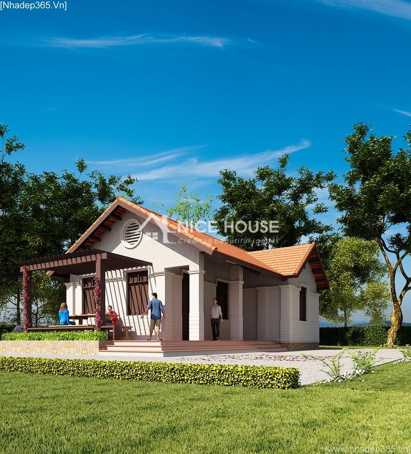 14976635155 0edb62ed2a b Thiết kế nhà vườn 1 tầng đẹp