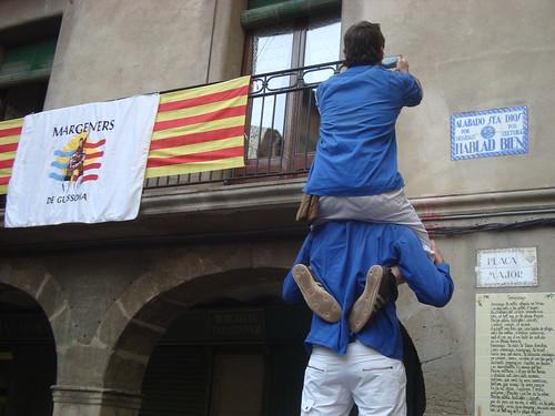 Castellers d'Esplugues, Guissona