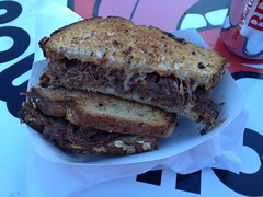 Short Rib Grilled Cheese (140/365)
