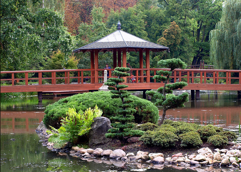 Jardín Japonés de Breslavia