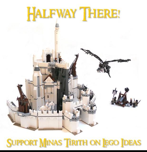 NEW Lego Custom Castle Kingdom Spring fly Rock Catapult seige weapon trebuchet