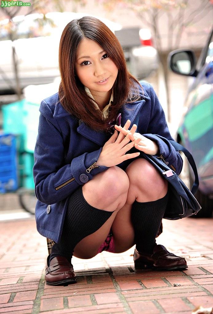 制服コスエロ 木村葵(きむらあおい)【画像48枚 動画あり】
