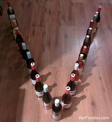 Two dozens of wine from Okanagan!