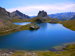 alps, mountain, reservoir, valley, nature, mountain range, loch, lake, hill, body of water, highland, ridge, tarn, plateau, reflection, fell, landscape, crater lake, wilderness, mountain pass, lake district, mountainous landforms,