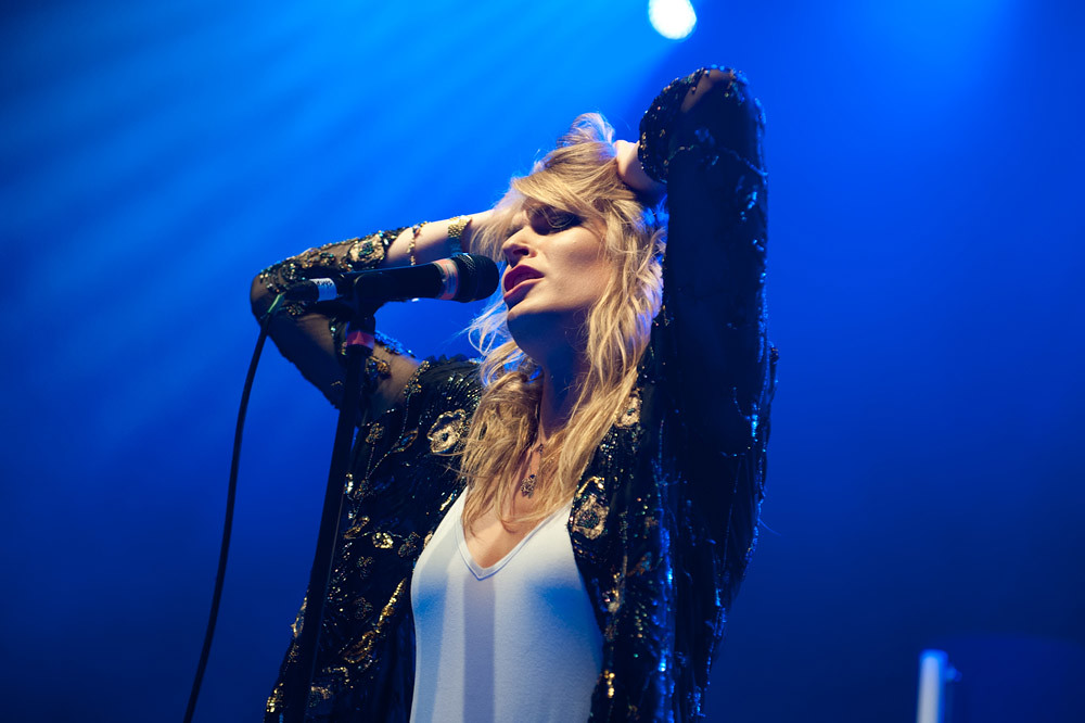 Laura Doggett @ Shepherd's Bush, London 12/09/14
