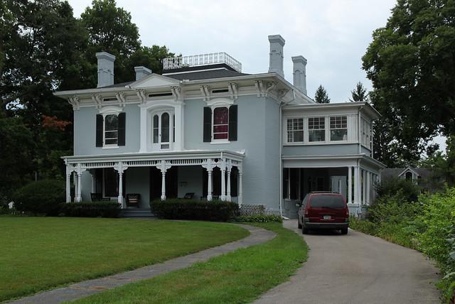 James Nelson House - Urbana, OH