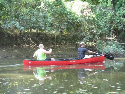 A new canoe!