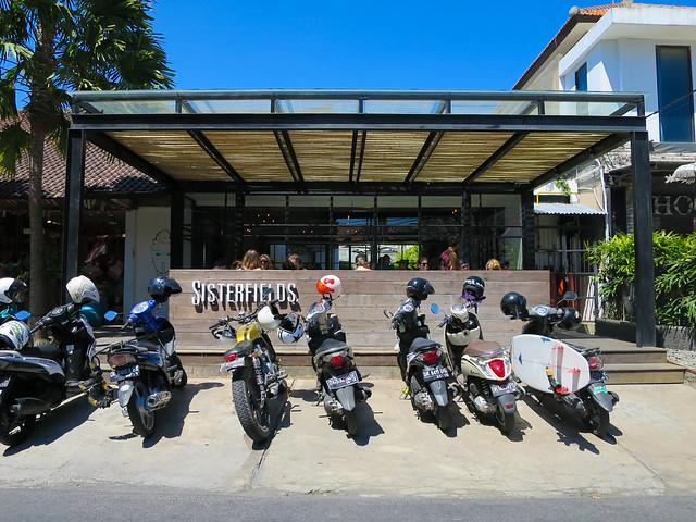 Sisterfields, Seminyak, Bali