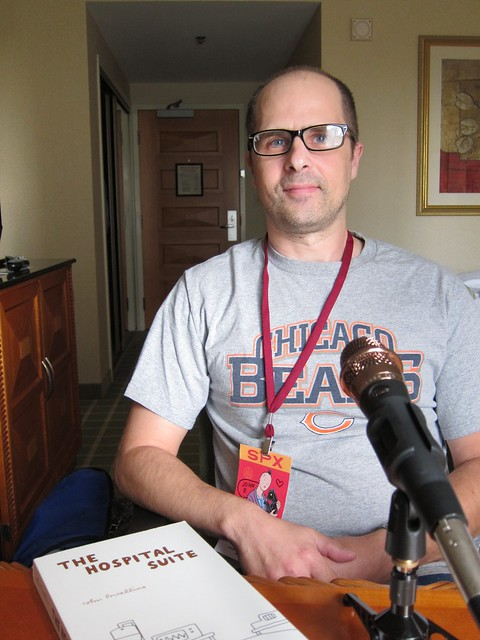 John Porcellino on The Virtual Memories Show