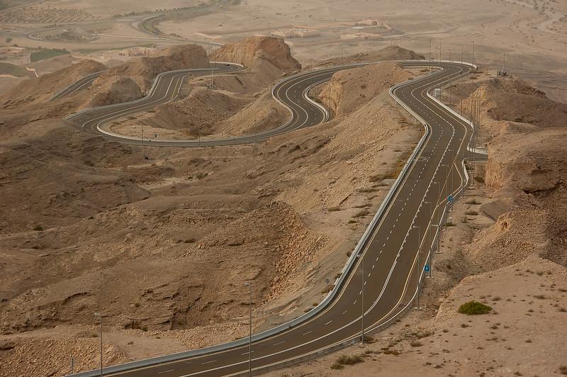 Desert Racetrack
