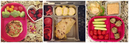 School Lunches - Leftovers