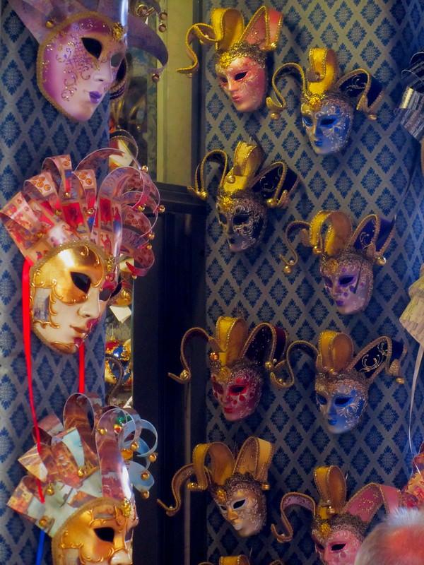 Maintes masques
