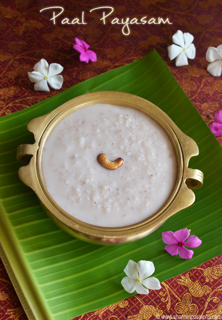 how to make payasam with milkmaid in tamil