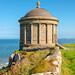 Mussenden Temple Downhill