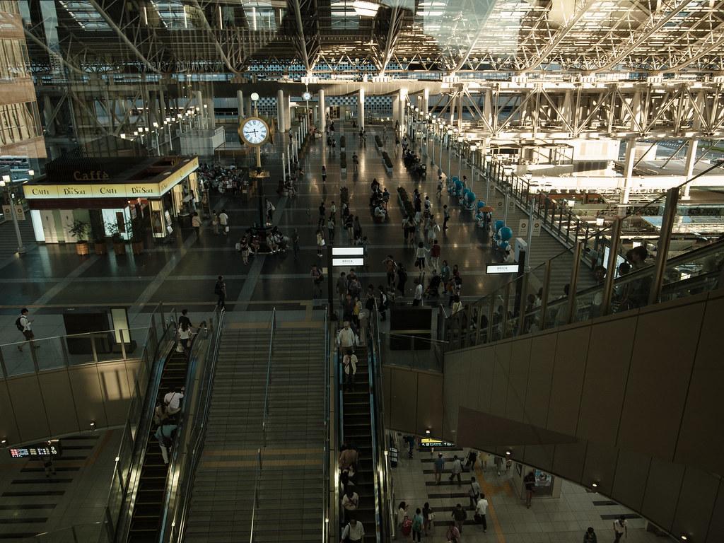 GR,digital,Ⅲ,ブログ,大阪駅