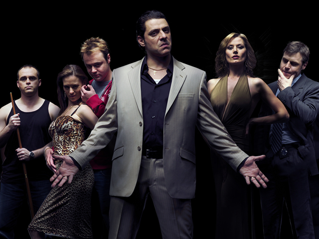 Underbelly on channel 9
