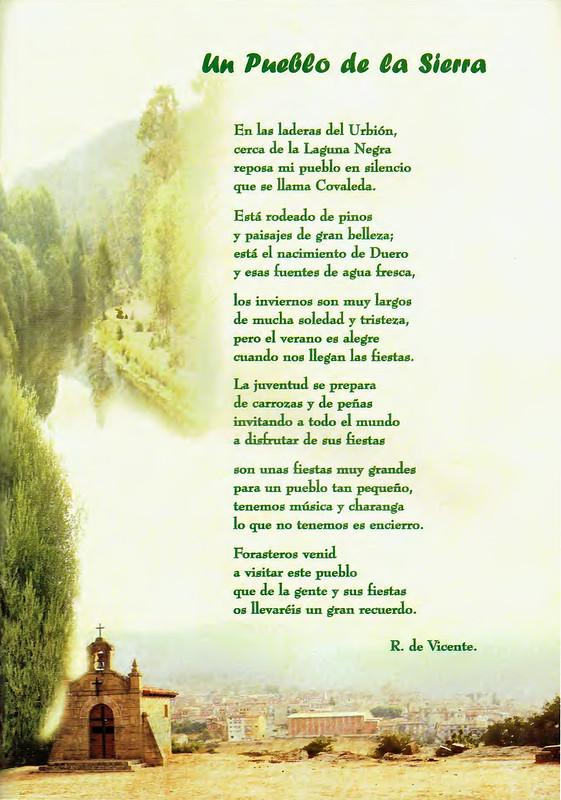 Programa Fiestas de San Lorenzo Año 2005