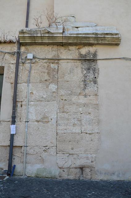 Colonia Anxuriana (Anxur), Terracina, Italy