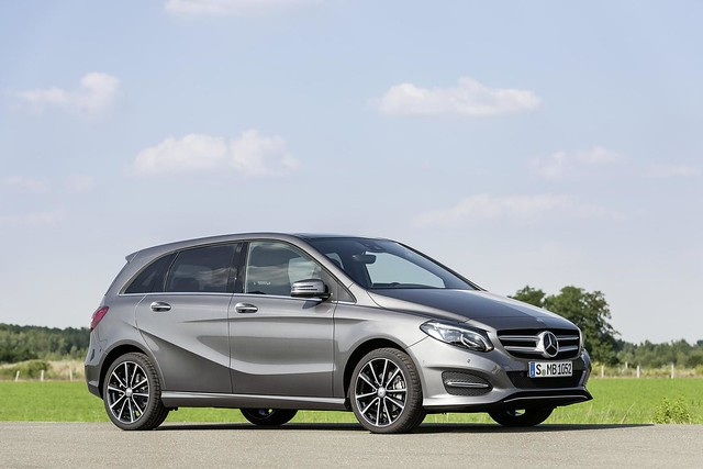 Mercedes-Benz Clase B FL 2014