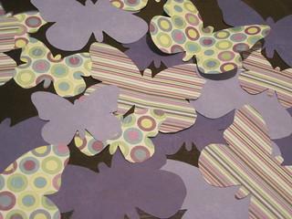 Paper Butterflies 3