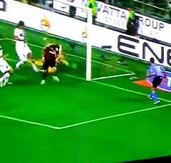 Golaço de Menez no Parma - Ac Milan