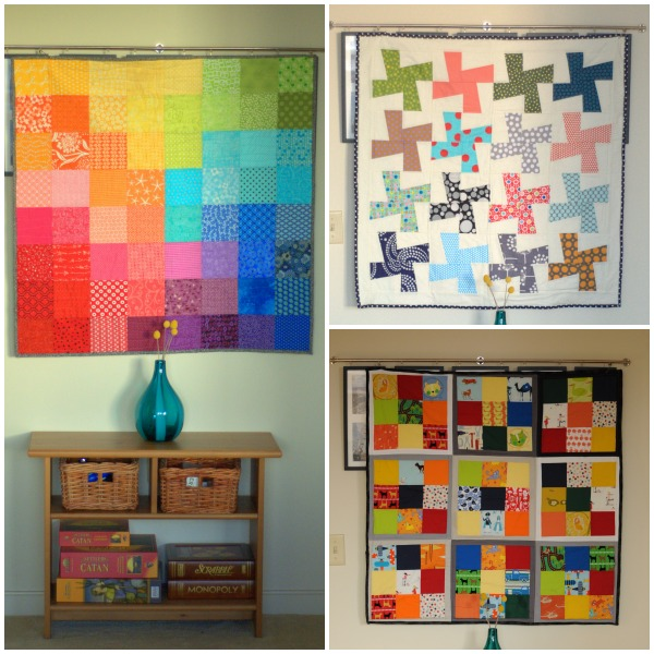 Project Night Night Quilts