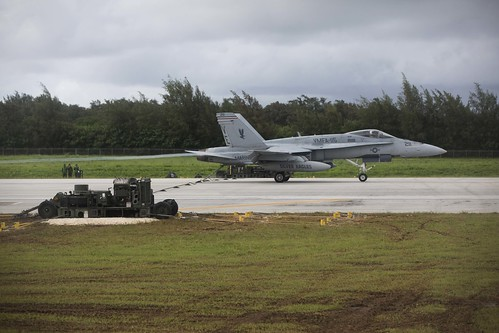 Exercise Valiant Shield officially begins on Tinian