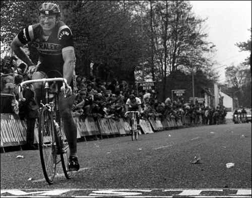 Amstel '82 - La cinquina di Raas