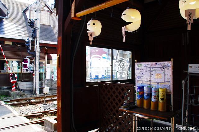江ノ電 江の島駅2