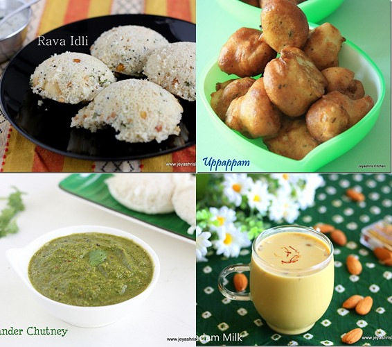 navaratri-recipes combo 9