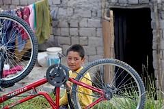 A Ladakhi smile