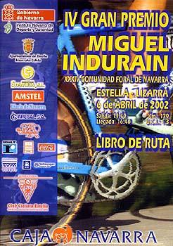 G.P. Miguel Indurain 2002