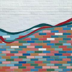 Brooklyn wall.