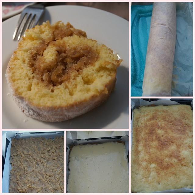 elmalı rulo pasta nasıl yapılır