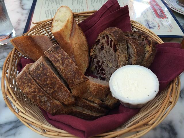 Bread basket - Le Diplomate