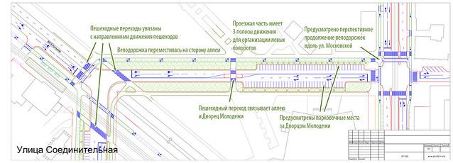 Предложения по улучшению переулка Пестеревского