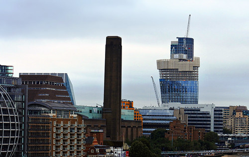 One Blackfriars and Bankside.